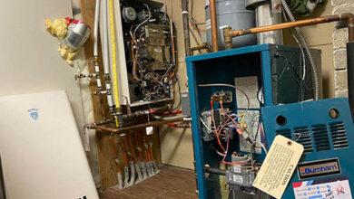 Gas Boiler Repair Coquitlam