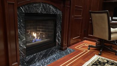 Fireplace Repair Mission