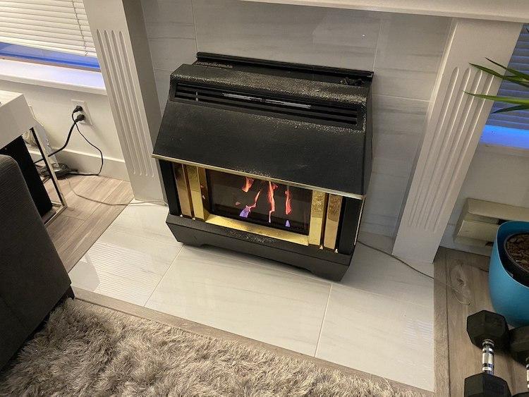 Fireplace Repair Port Moody