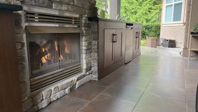 Photo of Fireplace Repair Ladner