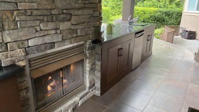Gas Fireplace Repair Langley