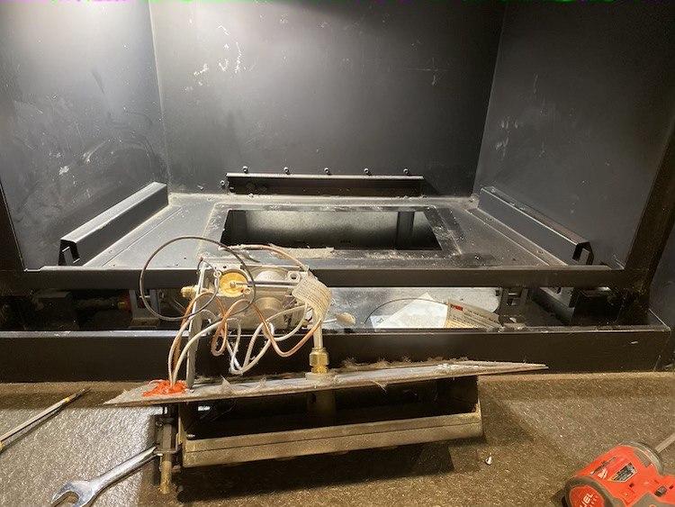 Gas Fireplace Repair Coquitlam