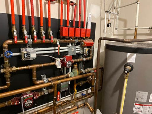 Burnaby Hot Water Tank Services