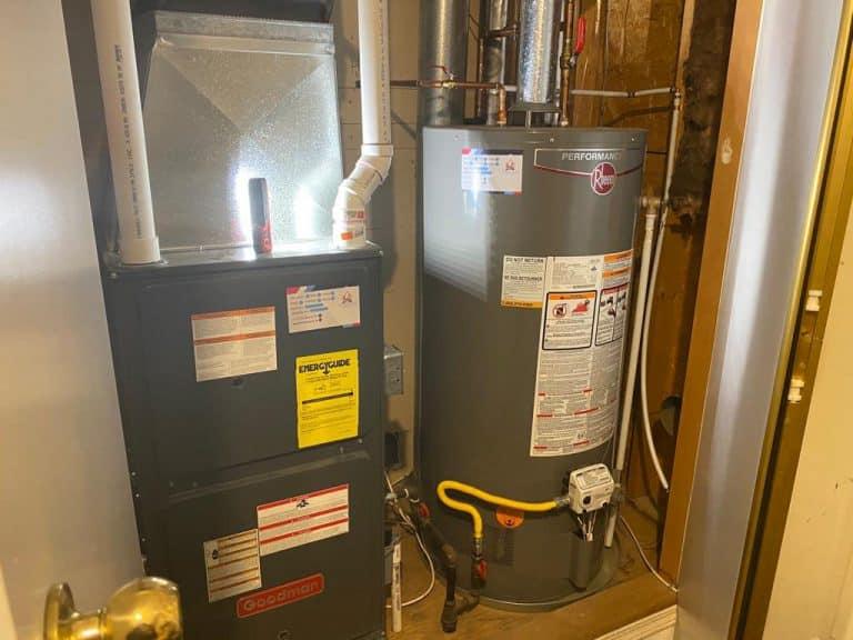 Hot Water Tank Repair